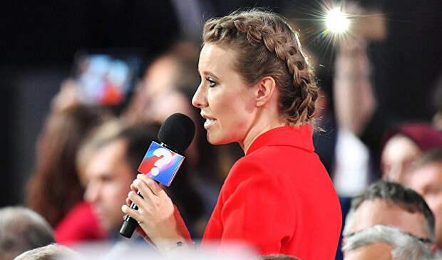 Собчак готова отказаться от участия в выборах ради Навального или Явлинского