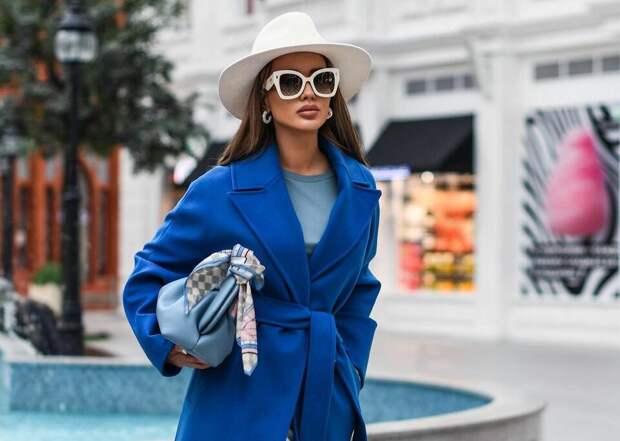 Модная верхняя одежда на весну 2021 для любительниц элегантности