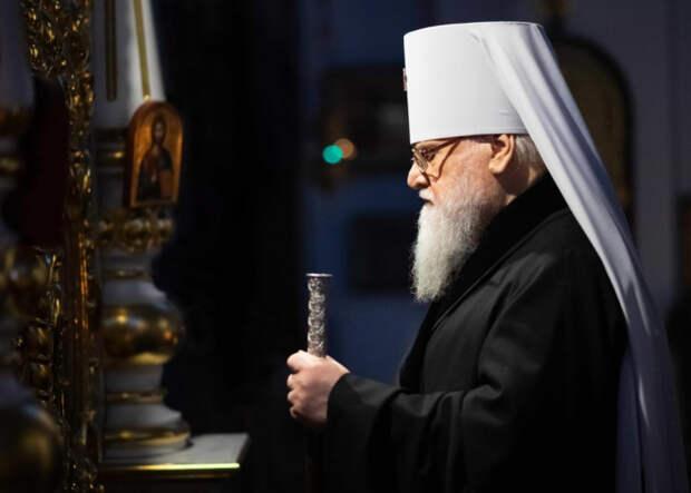 Светлой памяти митрополита Кубанского и Краснодарского Владыки Исидора