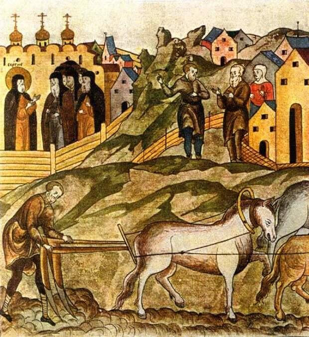 Два календаря на Руси XIV–XV веков