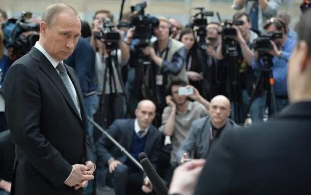 Что изменилось за 3 часа 40 минут прямой линии с Владимиром Путиным