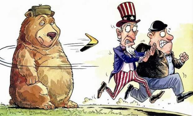 Больше санкций, хороших и разных!