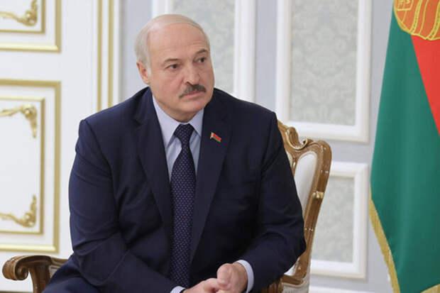 Лукашенко отчитал главу компании за взгляд
