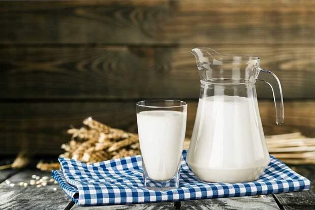 Молоко для блеска