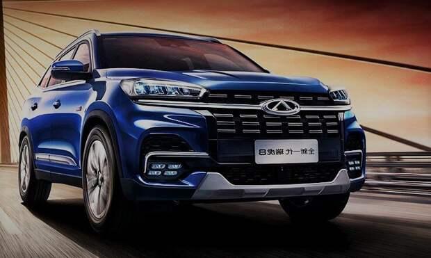 5 Китайские кроссоверы, которые имеют хорошие шансы привлечь внимание российских автолюбителей.