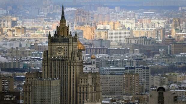 МИД РФ сообщил об отсутствии нарушений на голосовании по поправкам за границей
