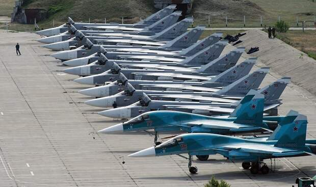 Размещение ВВС России в Белоруссии – заслуга Прибалтики