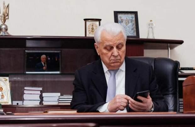 Леонид Кравчук обещает предпринять шаги
