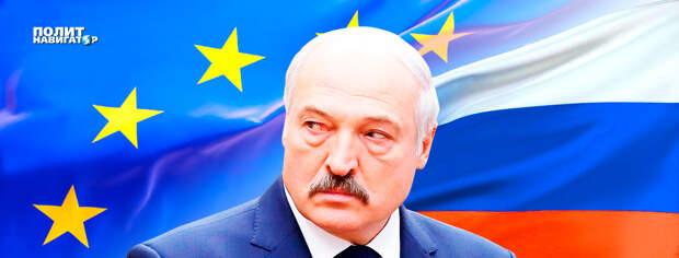 «Закончится катастрофой». В Москве предостерегли Лукашенко от многовекторности