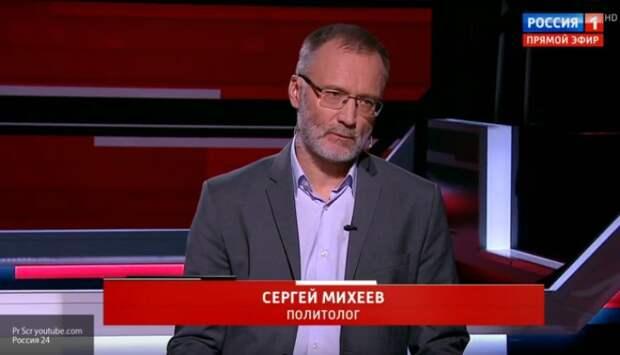 Михеев о новом протесте в Киеве: масштаб акции пока не впечатляет