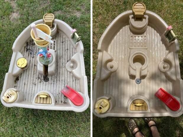 10 случаев, когда люди отмыли свои дома и вещи и узнали, какую красоту скрывала грязь