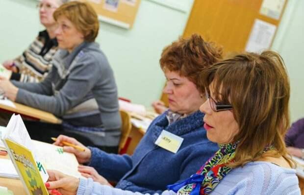 Онлайн-занятие по английскому языку для участников проекта «Московское долголетие» из Алтуфьева состоится 28 мая