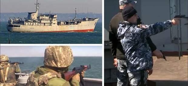 Сатановский: пользователи сети издеваются над учебно-боевым походом украинских ВМС