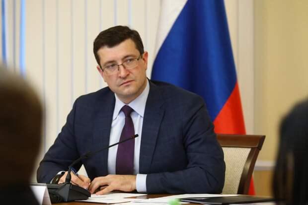 Глеб Никитин поздравил военнослужащих исотрудников войск национальной гвардии России спрофессиональным праздником