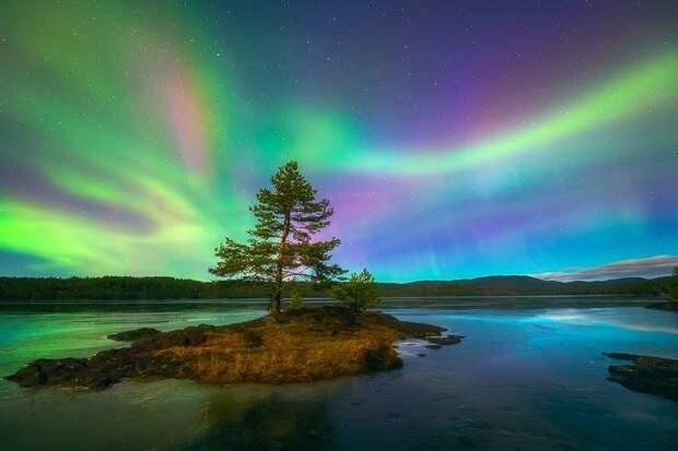 ФОТОВЫСТАВКА. Красивые пейзажи Ole Henrik Skjelstad