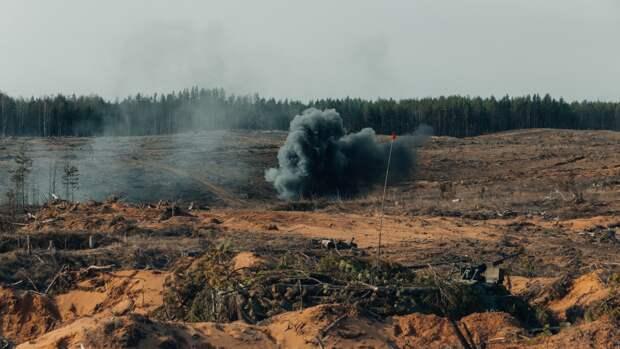 Артиллерийские учения военнослужащих ЗВО напугали воронежцев