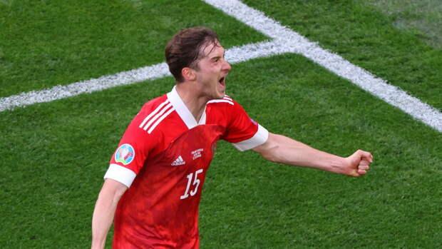 Гол Миранчука претендует на звание лучшего во втором туре Евро-2020