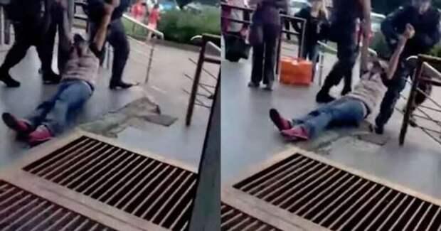 «Коронавируса нет!» – закричал человек и разгромил лабораторию (3 фото + 1 видео)
