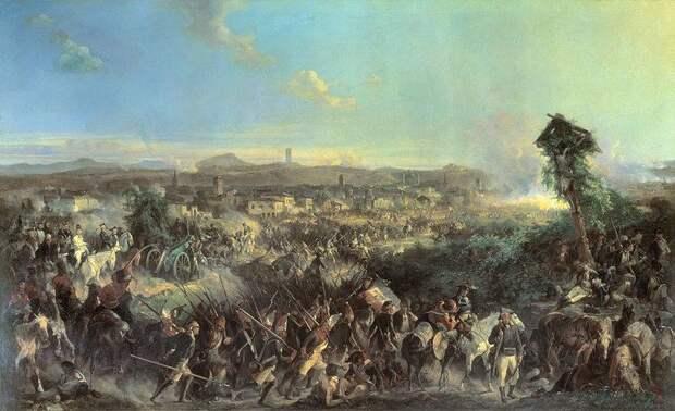 220 лет назад Суворов разгромил французов при Нови