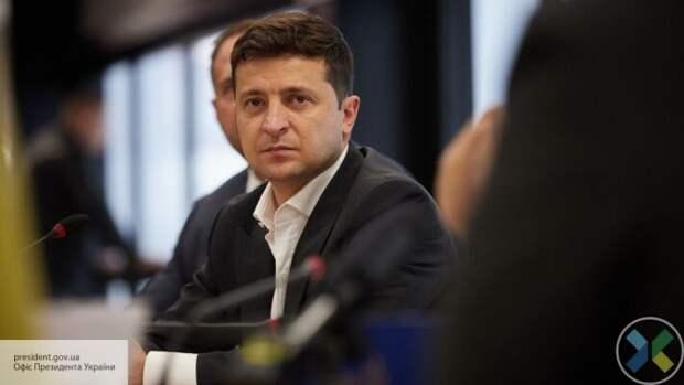 Зеленский: украинские политики использовали «майдан» в личных целях