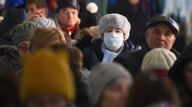 О том, как правильно пользоваться масками зимой, объяснили врачи