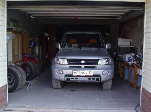 Почему машина не должна долго простаивать в гараже