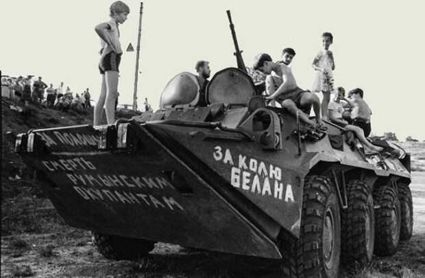 Как Бендеры выбили зубы молдавской армии