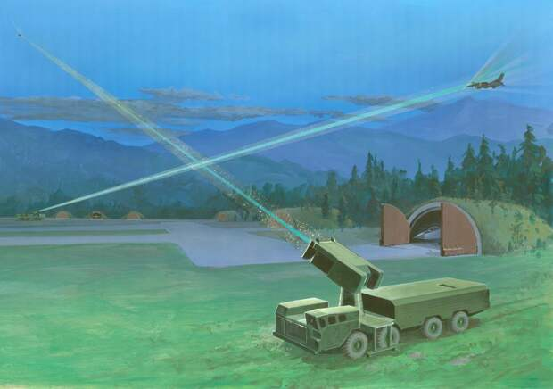 Россия разрабатывает революционные комплексы ПВО для гарантированного поражения авиации противника