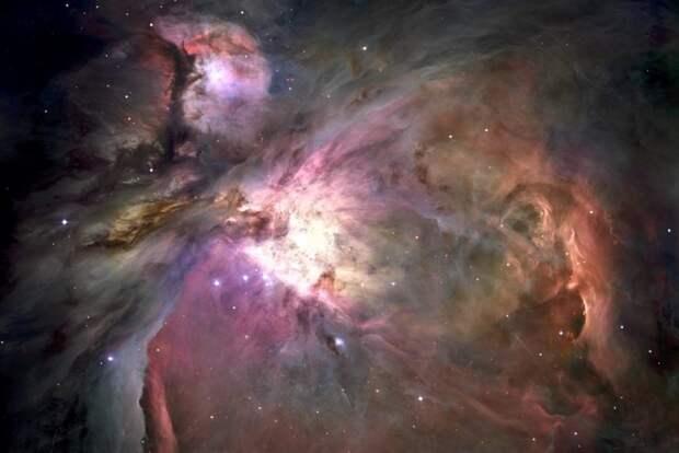 Размеры звезд оказались результатом конкуренции во время их роста