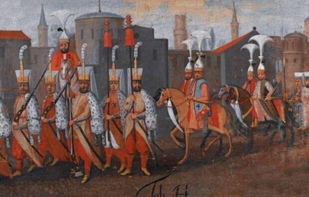 Баку на пути в XVII век.