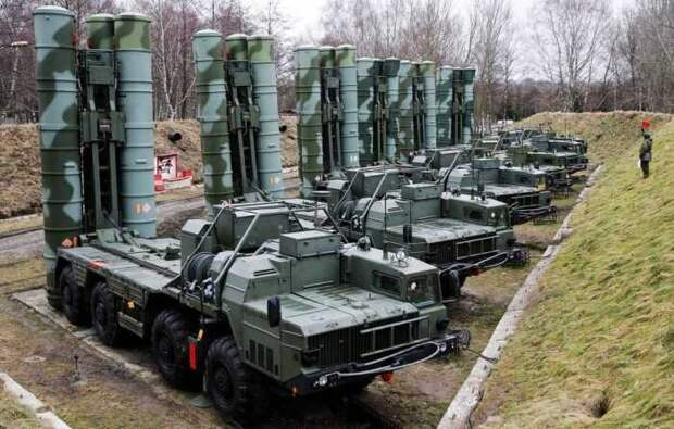 В Китае недовольны приостановкой Россией поставок ЗРК С-400