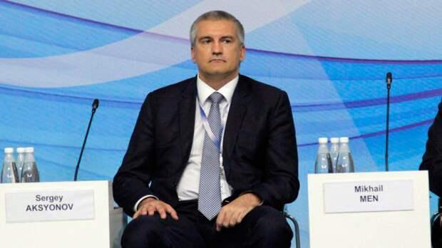 «Самое дно»: глава Крыма Аксенов оценил доверие молодежи к блогерам