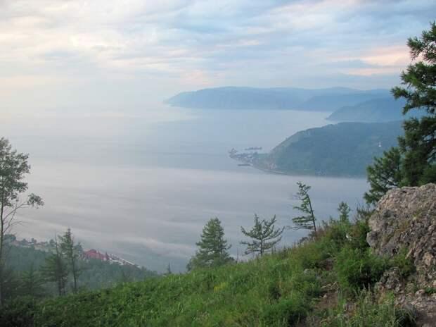 Фотоистория об истоке Ангары из Байкала: до чего же это красиво