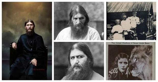 10 мистических пророчеств Распутина, его жизнь и тайны Распутин, интересное, тайны, факты, фото
