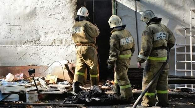 Идею сажать на 10 лет за повлёкшие гибель пожарных поджоги оценили в Госдуме
