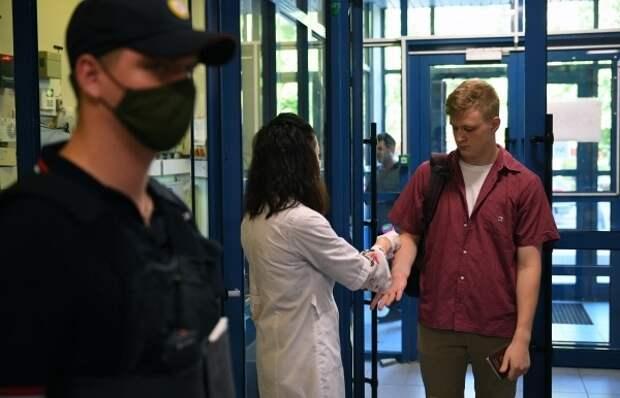 ВОЗ: вероятность второй волны коронавируса в РФ зависит от поведения жителей страны
