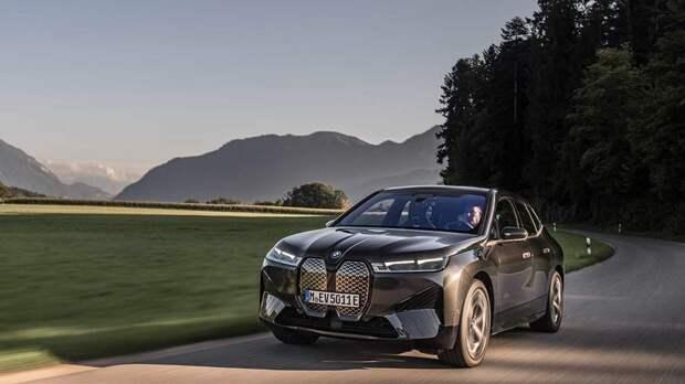 В BMW рассказали о новых моделях электромобилей