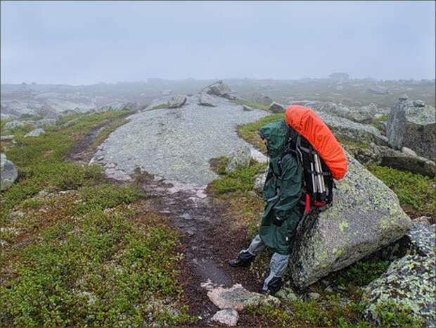 Какие бывают в горах приключения?
