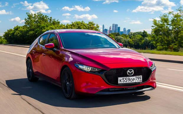 Новая Mazda 3: первый тест-драйв. Не огонь!