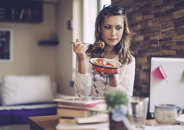 Простые способы, которые помогут избежать переедания