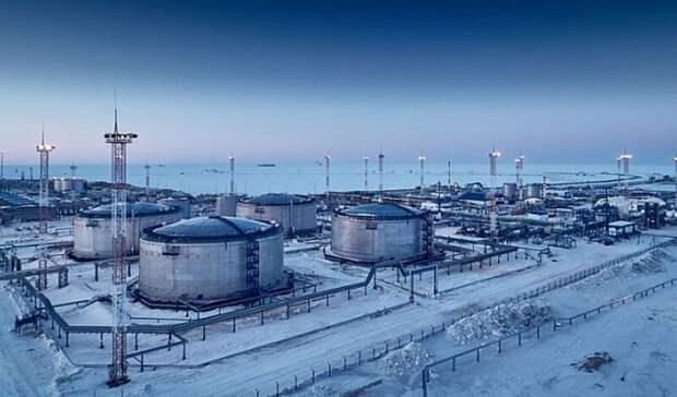 На5% увеличилась добыча углеводородов наНовопортовском месторождении