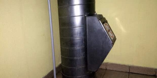 Мусоропровод на Тарханской работает исправно — управа