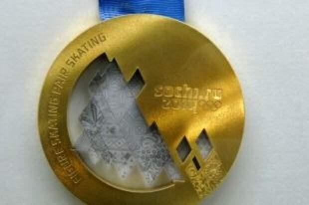 МОК лишил российских скелетонистов Третьякова и Никитину медалей ОИ-2014