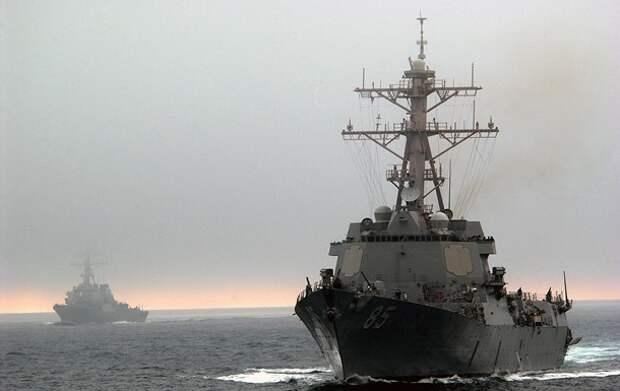 Провокация в Японском море – новый этап агрессии США против России
