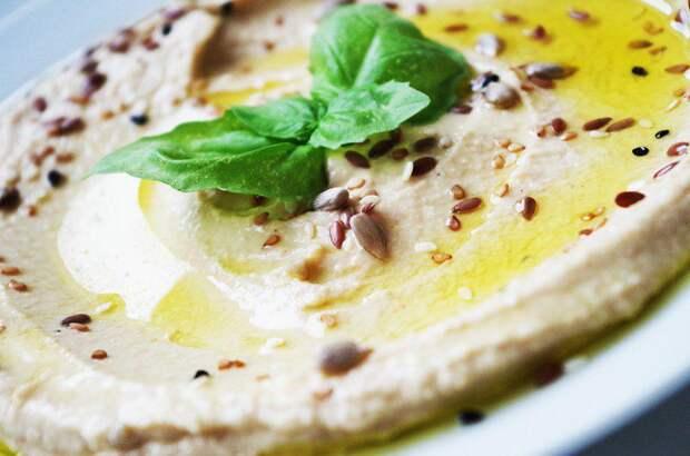 Хумус. Фото: открытый источник