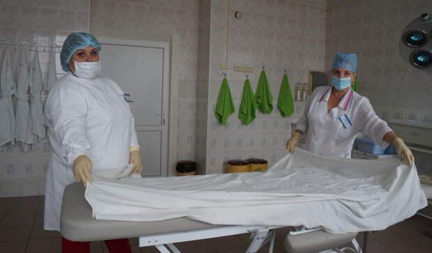 ВОренбуржье сокращают число мест вковидных госпиталях