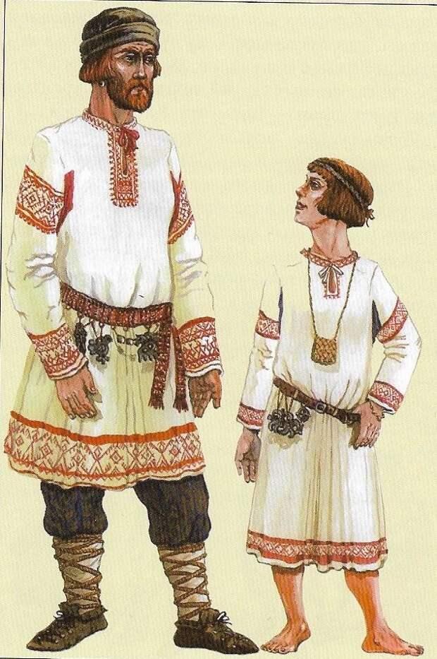 Восточные славяне – начало истории
