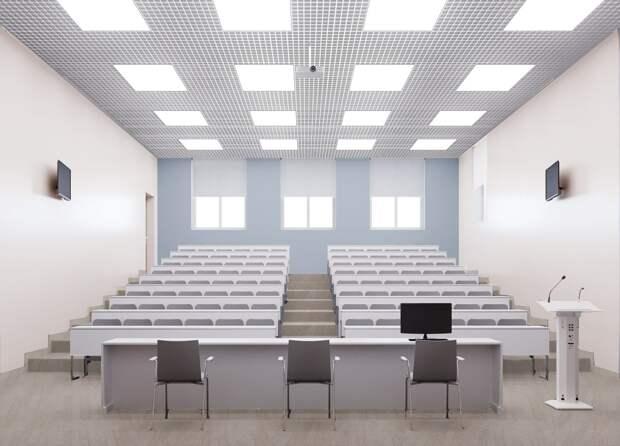 В университете транспорта на Образцова открылся новый факультет