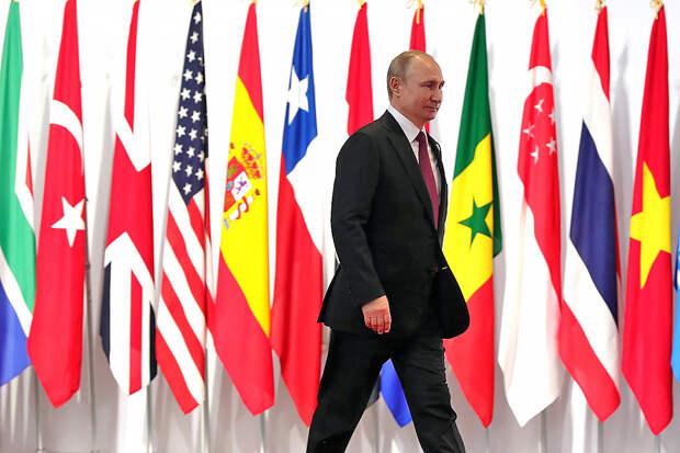 Путин примет участие в саммите США по климату