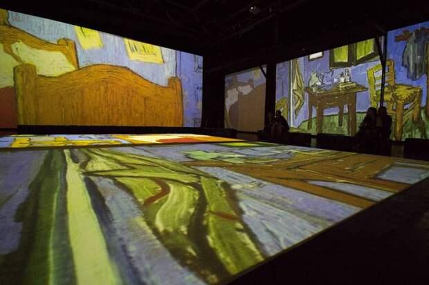 Выставка «Ван Гог. Письма к Тео» открылась в центре ArtPlay